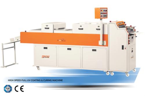 UV Coating & Curing Machine