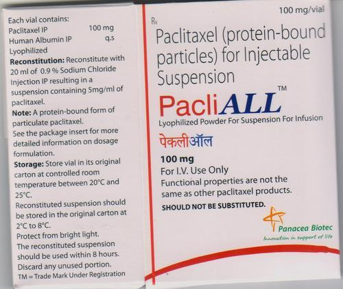 Paclitaxel Injection