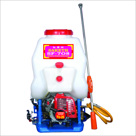 Saket Agricultural Power Sprayer