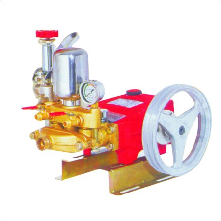 High Pressure Agricultural Sprayer Pump
