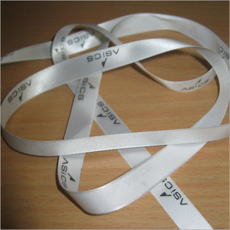 Custom Printed Cotton Tapes
