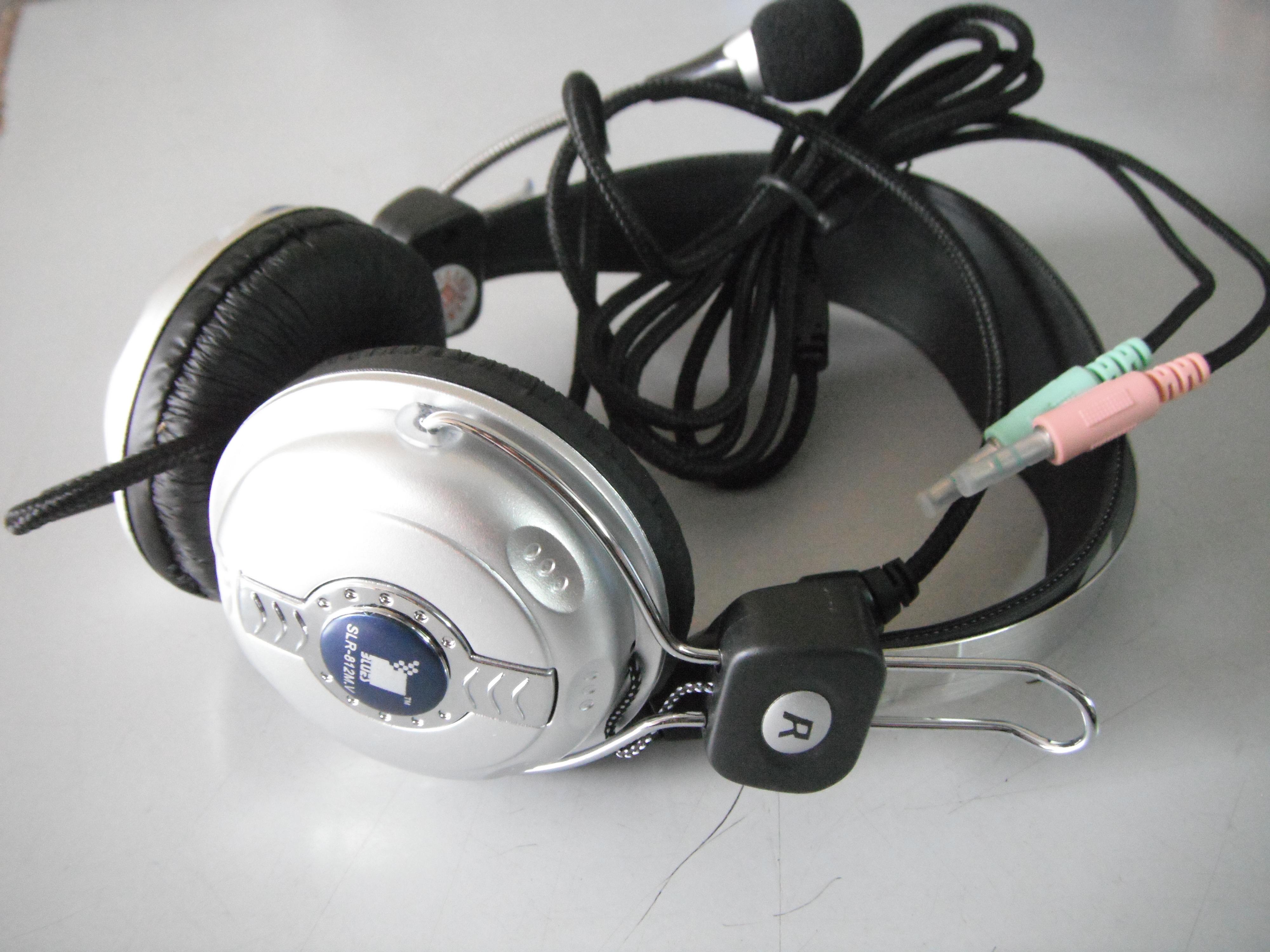 Head Phone SLR 812MV
