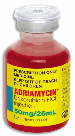Adriamycin 50 Mg Injection