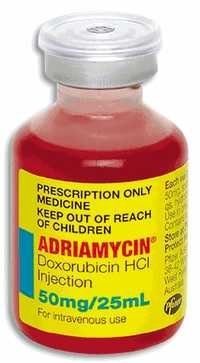 Adriamycin10/50mg Inj