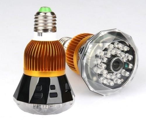 LED Bulb Camera(Model No.063)