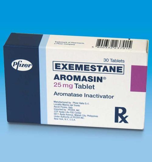 Aromasin 25 Mg Tablet