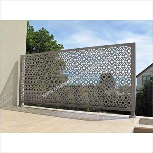 Laser Cut Exterior Design