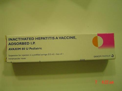 Avaxim Vaccine