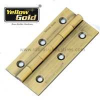 Brass Antique Cut Hinges