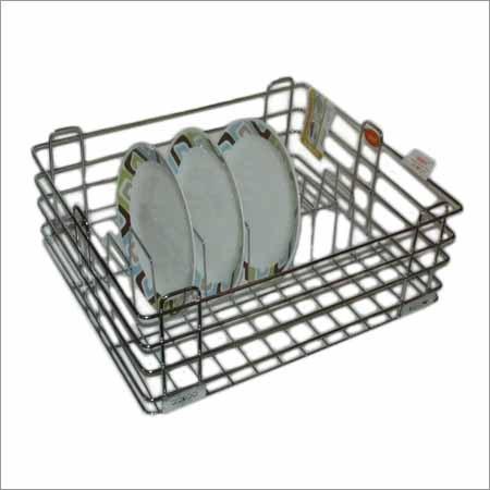 Big Drawer SS Basket For Kitchen