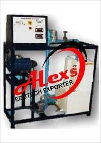 Gear pump test rig oil pump test rig A.C motor