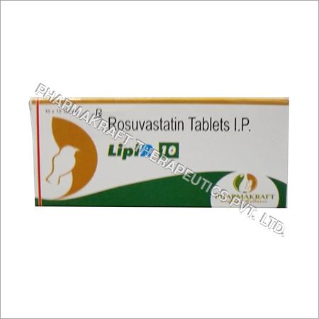 Rosuvastatin 10 mg