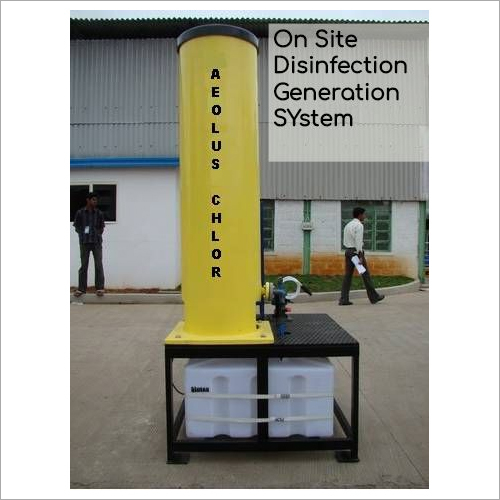 Water Disinfection deodorization  System
