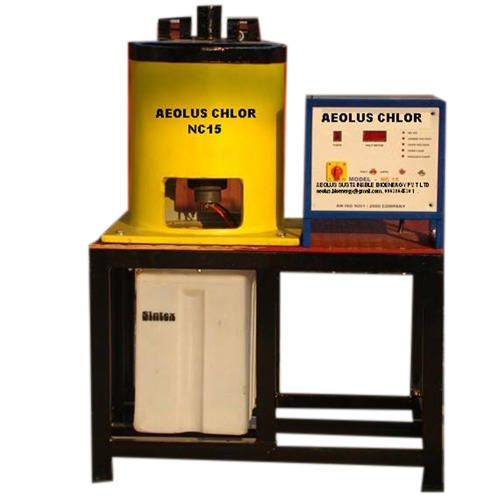 Electro Chlorinators for Water Disinfection