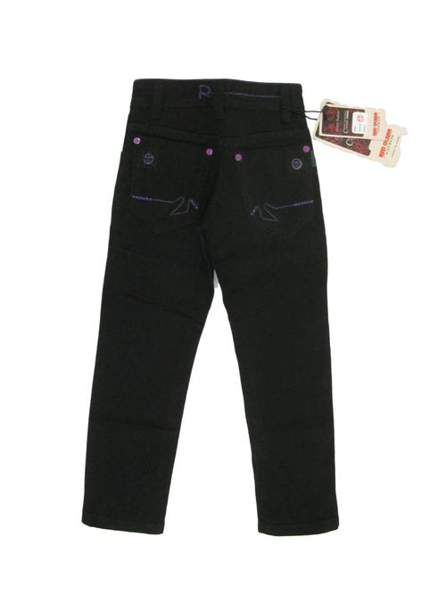 Kids Black Jeans