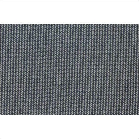 Grey Tweed Wool Fabric