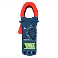 3 1/2 Digit Clampmeter with Frequency