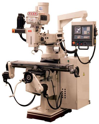 Tool Room CNC Milling