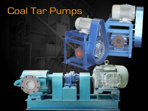 Coal Tar Transfer Pump