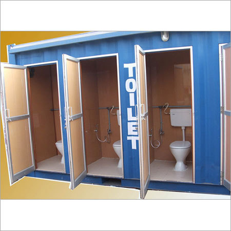 Prefab Hotel Toilet