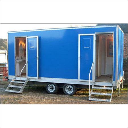 Mobile Bio Toilet