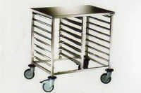 Commercial Kitchen Serive Trolley