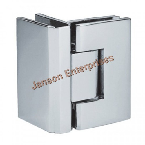 Wall To Glass Hinge(SS 304)