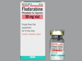 Fludara 50mg Injection