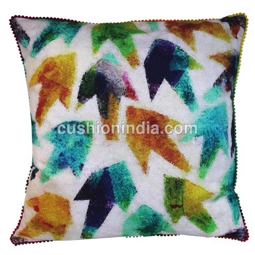 Cushion Water Colour