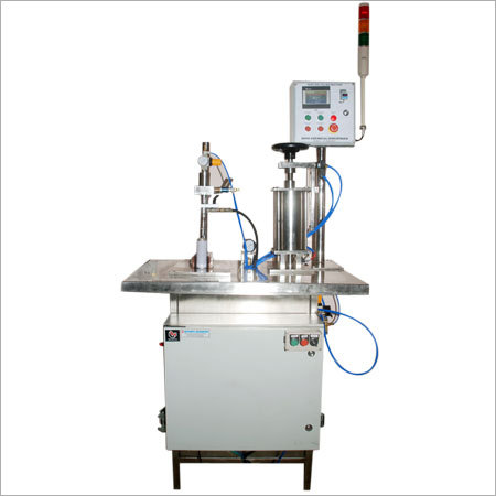 Automatic Gas Filling Machine