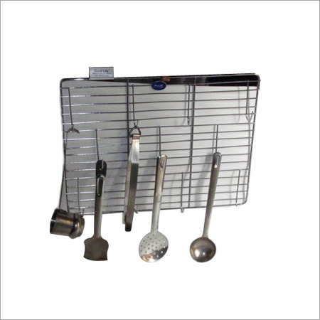 SS CUTLERY STAND
