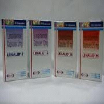 Generic Lenalidomide Capsules