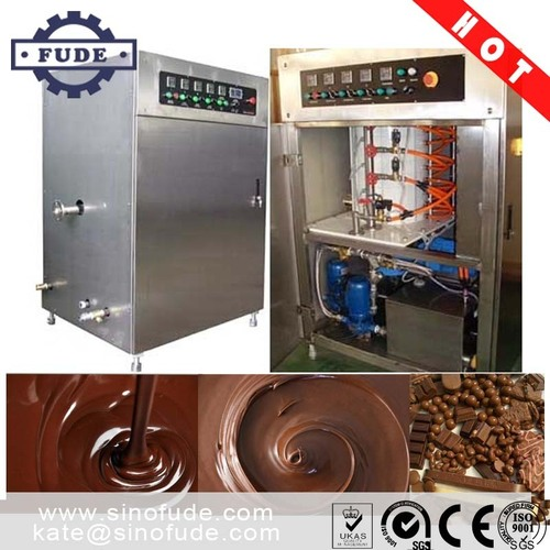 CTW10 Small Automatic Chocolate Tempering Machine