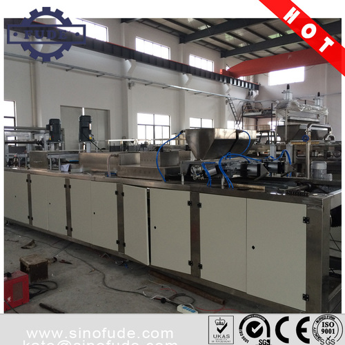 Full Automatic Chocolate Cereal Bar Production line