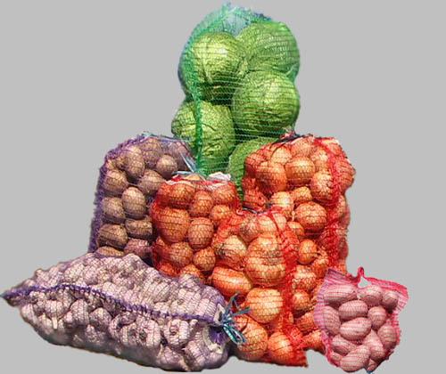 Vegetable Raschel Bag