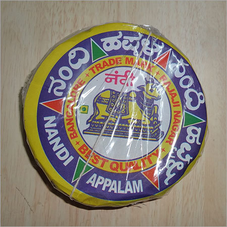 Appalam Papads
