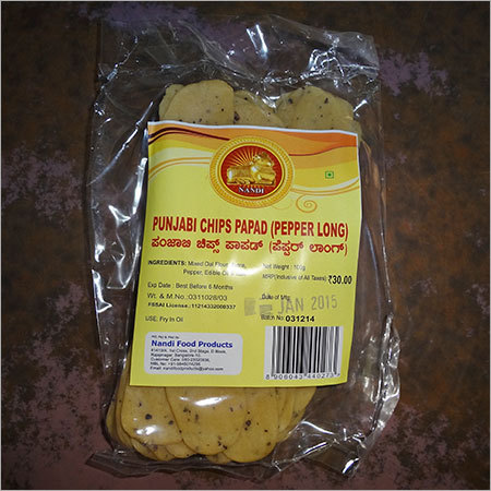 Punjabi Chips Papad