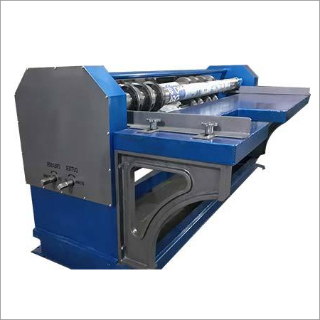 4 Bar Rotary Creasing & Cutting Machine
