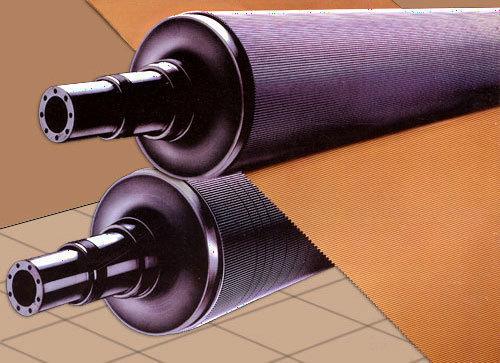Corugating Flute rolls