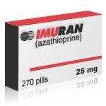 Imuran (Azathioprine) Tablet