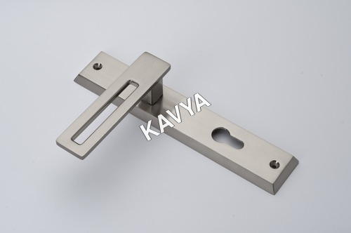 Front Mortise Handles