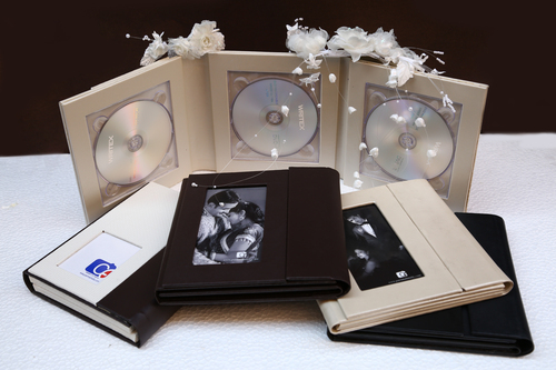 Designer Wedding dvd Boxes