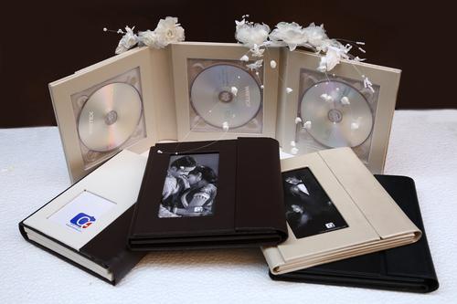 Designer Wedding Dvd Boxes