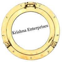Nautical Brass Porthole