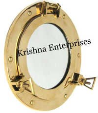 Porthole Decor Nautical Mirror