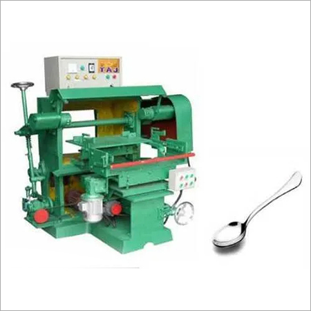 Semi Automatic Cutlery Polishing Machine