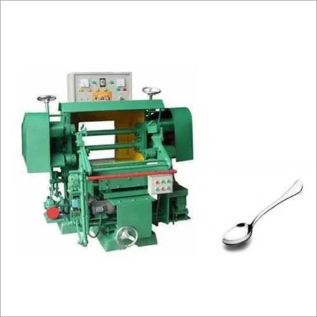 SS Cutlery Polishing Machine