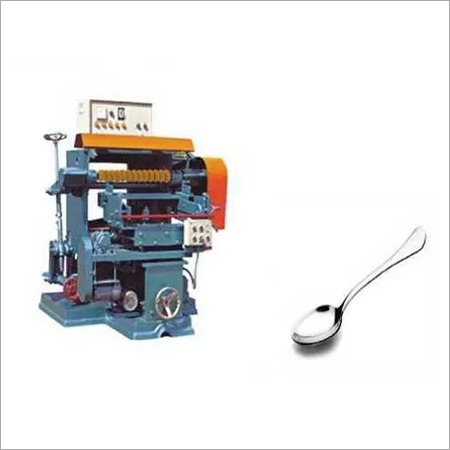 Cutlery Buffing Machine