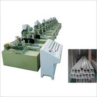 Rectangular Tube Polishing Machine