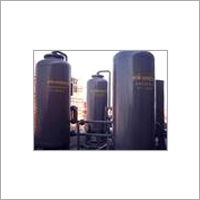 Boiler Softing Vessel